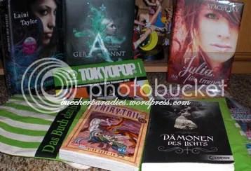 Bucheinkauf März 2012