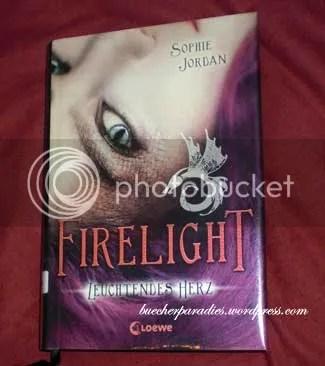 Jordan ; Firelight; 3