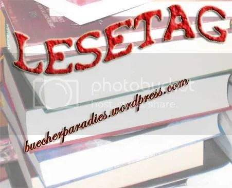 Bücherparadies-Lesetag