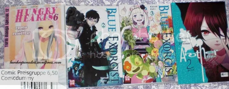 Mangas Oktober
