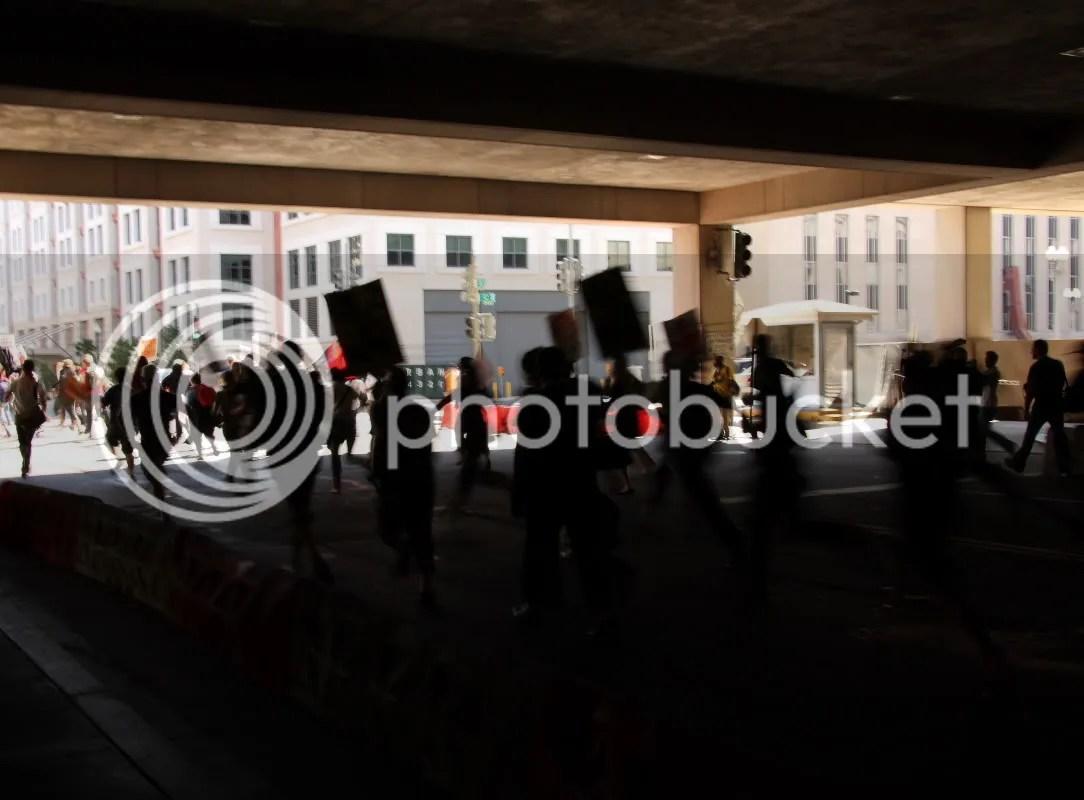 Protesters photo: Protesters PromRun.jpg