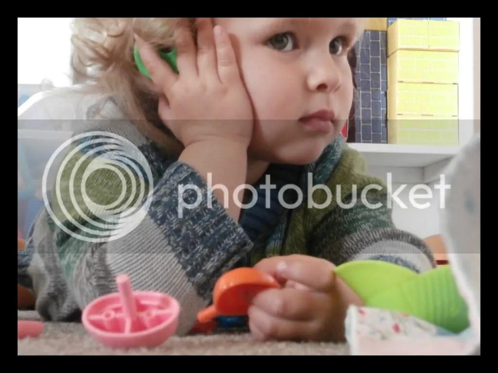 Contemplative (Mr. Potato Ear)