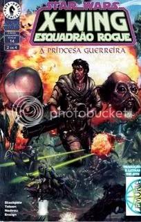 Star Wars X-Wing - Esquadrão Rogue 14