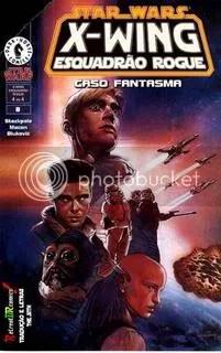 Star Wars X-Wing - Esquadrão Rogue 08