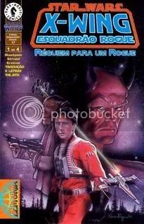 Star Wars X-Wing - Esquadrão Rogue 17