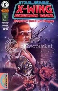 Star Wars X-Wing - Esquadrão Rogue 18