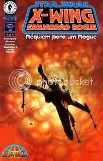 Star Wars X-Wing - Esquadrão Rogue 20