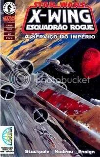 Star Wars X-Wing - Esquadrão Rogue 22