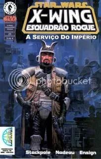 Star Wars X-Wing - Esquadrão Rogue 23