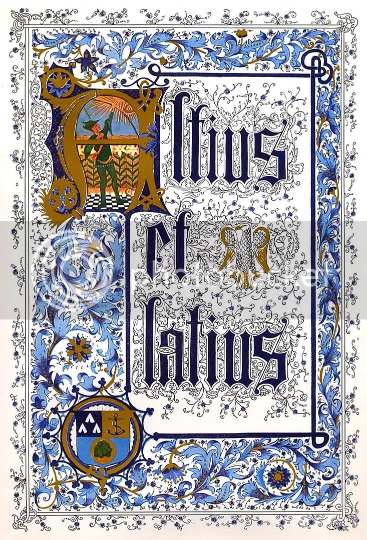 Altius et Latius