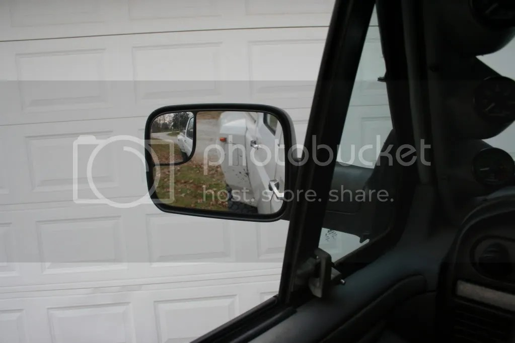 Obs Powerstroke New Mirrors