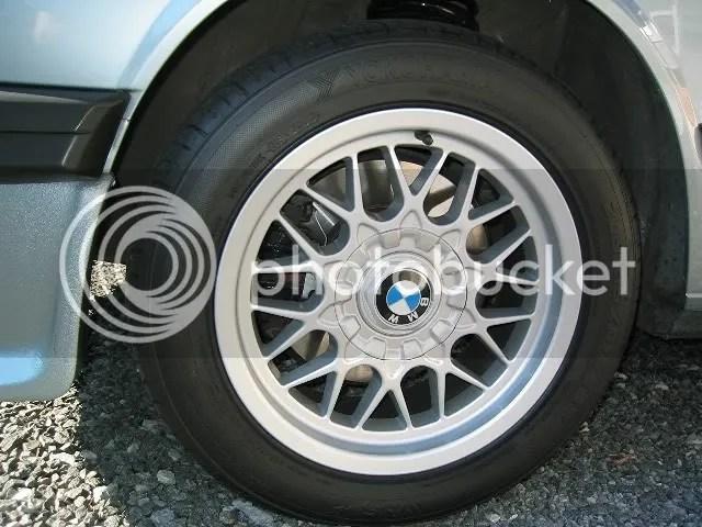 Nice BMW hubcaps