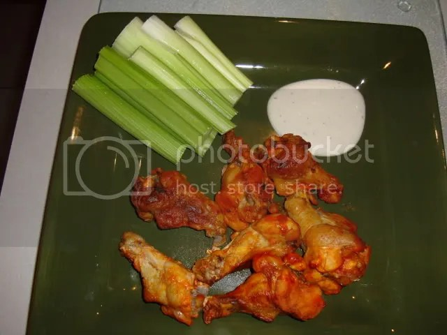 PC Hot Wings Pictures, Images and Photos