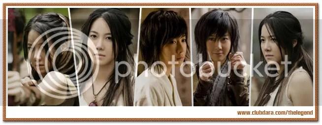 ลีจีอา หรือ ซูจีนี ที่แสดงเป็นนางเอก ตำนานจอมกษัตริย์เทพสวรรค์ น่ารักมากๆ