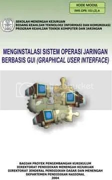 Menginstalasi Sistem Operasi Jaringan Berbasis GUI (Graphical User Interface)