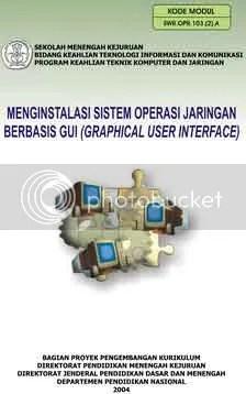 Menginstalasi Sistem Operasi Jaringan Berbasis GUI (Graphical User Interface)