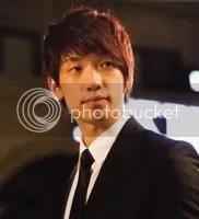 Bi Rain Asian celebrity hairstyle