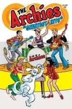 agh1sm Archie Comics December 2008 Solicitations