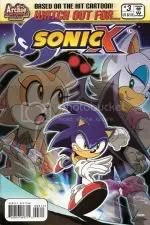 sx03sm Archie Comics December 2008 Solicitations