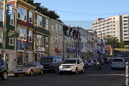 St. John's Street