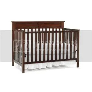 Graco Somerset Convertible Crib