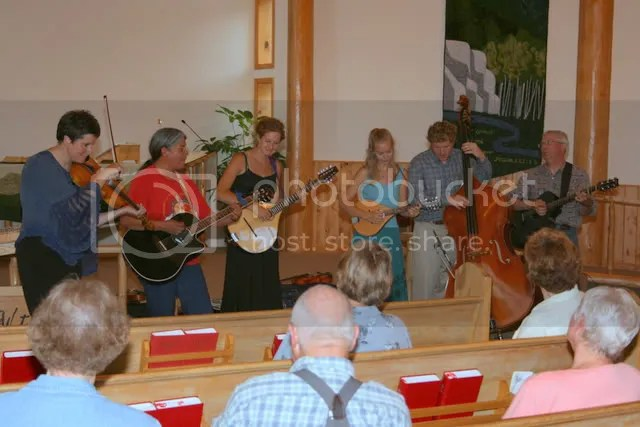 Aug 2007 concert in Custer SD