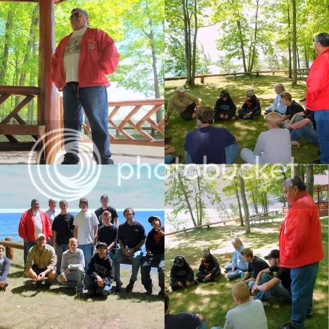 2007 Manoomin Storyteller #2 collage