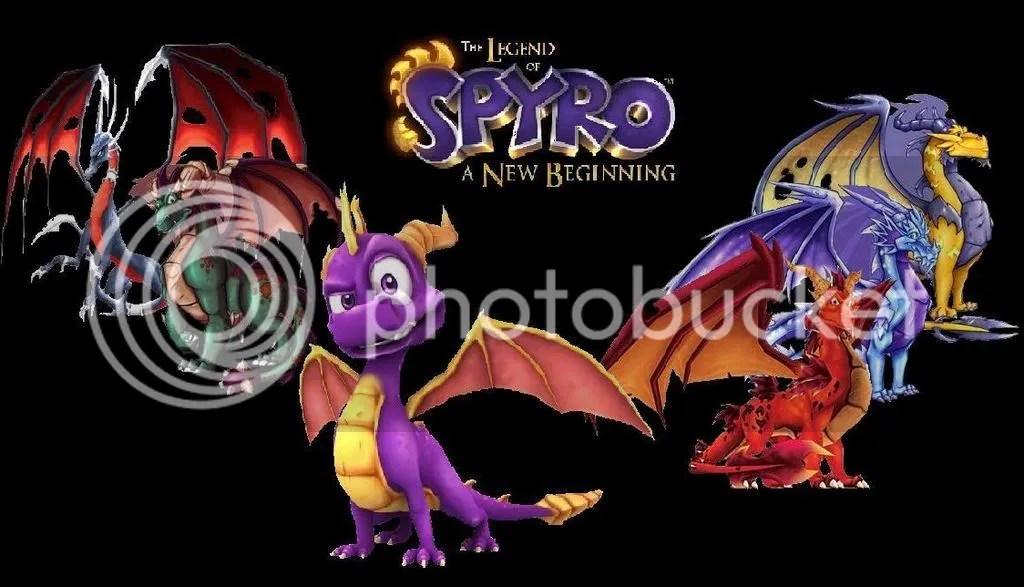 Image result for legend of spyro a new beginning