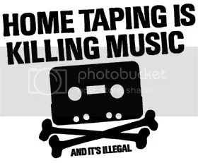 home taping