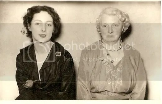 Mum and Gran - a pair of mentalists