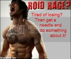 Roid Rage PSA Image