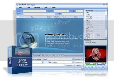 Xilisoft DVD Audio Ripper 5.0.50.0619
