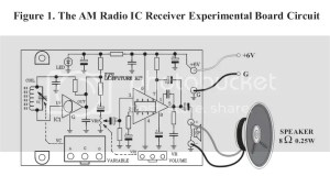 AM Radio Experiment Circuit Unassembed kit 6VDC with free