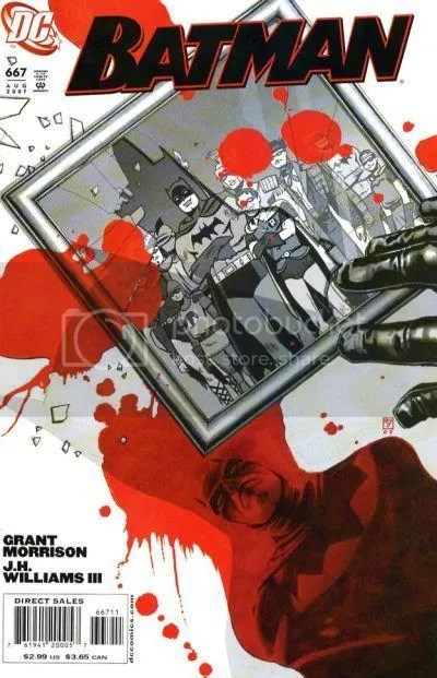 Batman #667