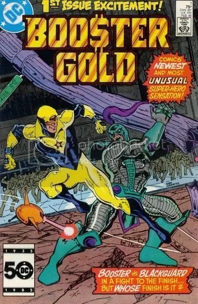 Booster Gold 1986 #1