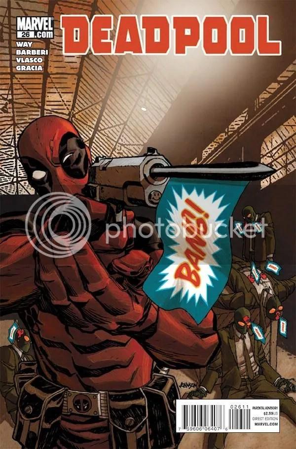Deadpool 26
