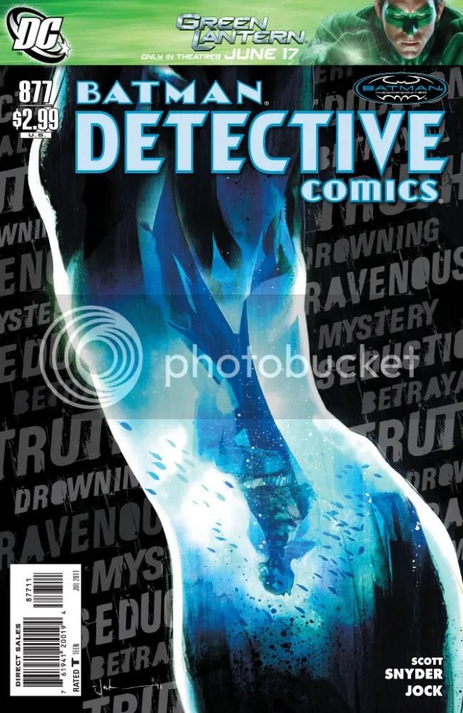 Detective Comics 877