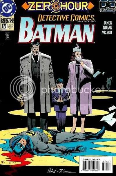 Detective Comics 678