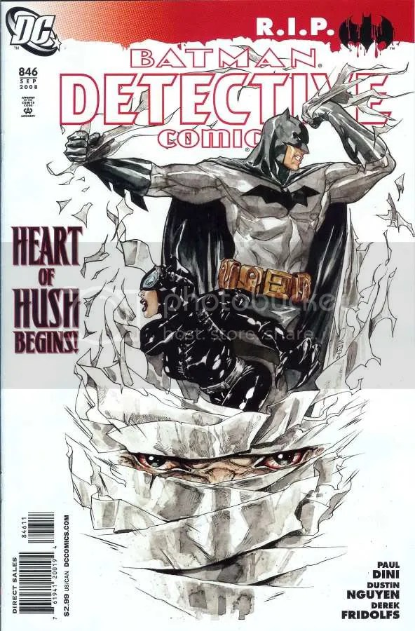 Detective Comics 846