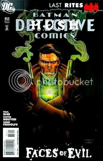 Detective Comics 852