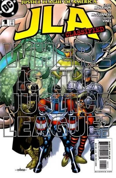 JLA Classified 1