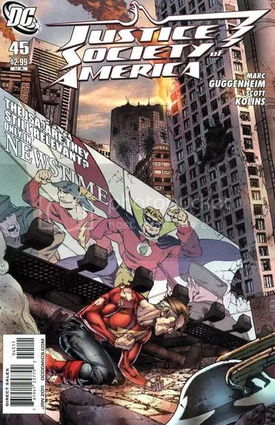 Justice Society of America 45