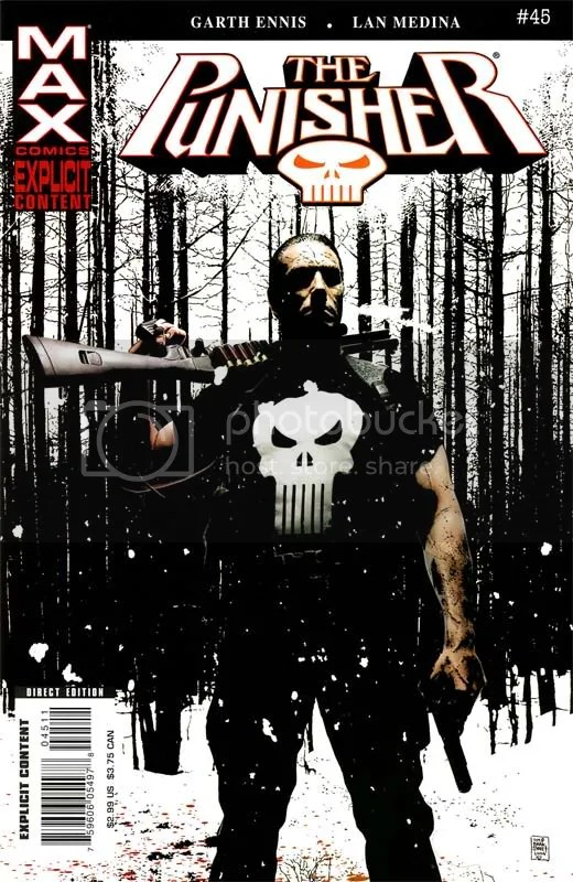 Punisher MAX 45