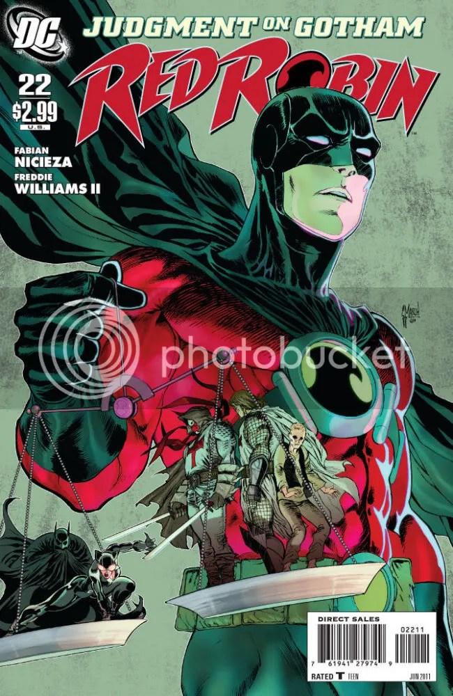 Red Robin 22