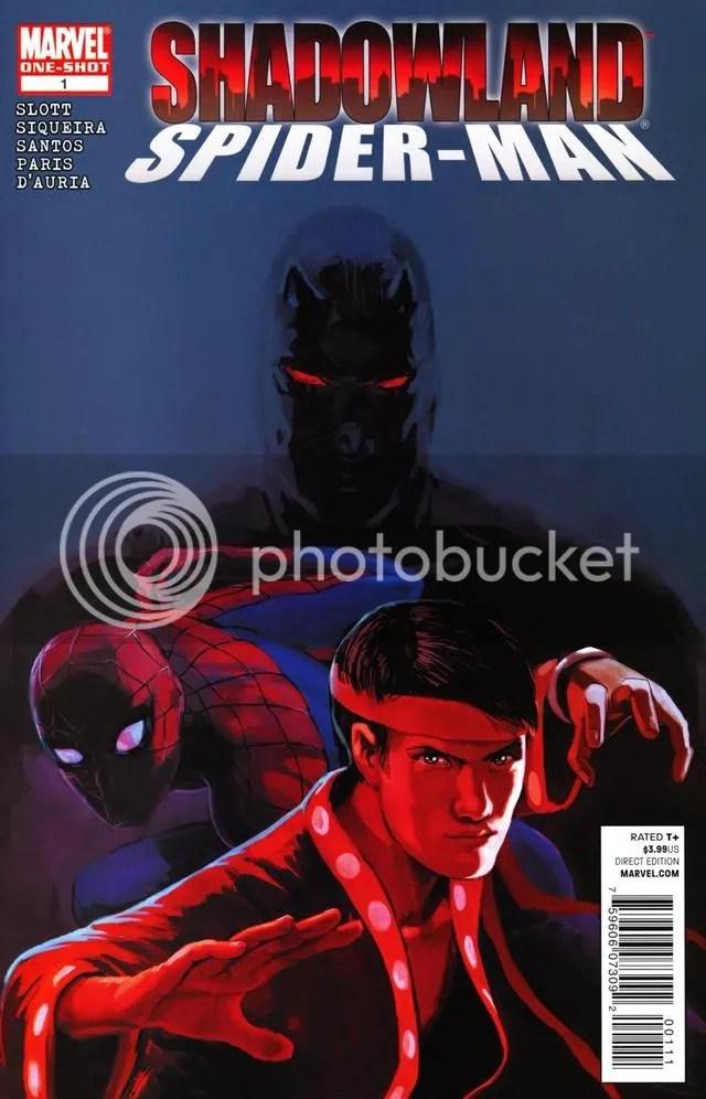 Shadowland Spider-Man