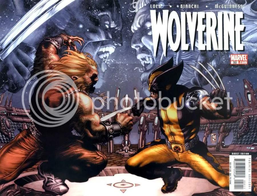 Wolverine 50