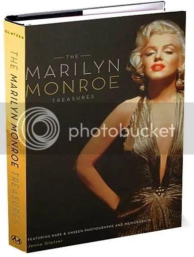 The Marilyn Monroe Treasures by Jenna Glatzer