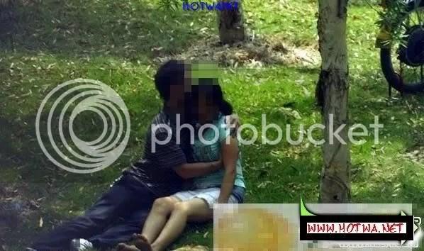 ChupLen 0010 Chụp lén đôi nam nữ làm tình nơi công cộng giữa ban ngày
