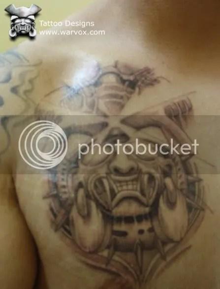 :: Aztec Tattoos :: - pre hispanic tattoo designs