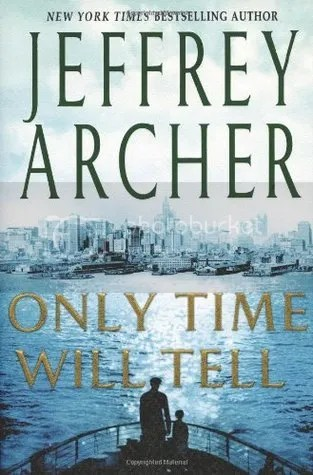 photo Only Time Will Tell by Jeffrey Archer.jpg
